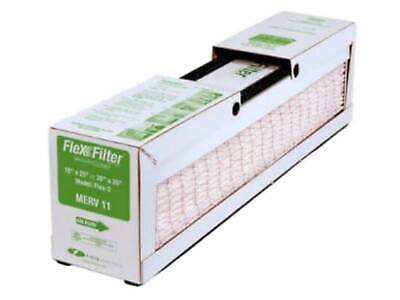 "Field Controls 46600401 MERV11 Flex Filter 16x25 Or 20x25 Replaces 5"" Filters"