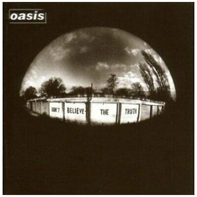 OASIS Don't Believe The Truth 180gm Vinyl LP REMASTERED NEW SEALED
