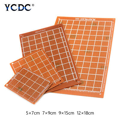Prototyping PCB Printed Circuit Board Breadboard For Electronic DIY Project 0F3