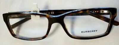 29b99c120617 BURBERRY BE2108-3002-52 EYEGLASSES Size 16mm 52mm 100% Authentic ...