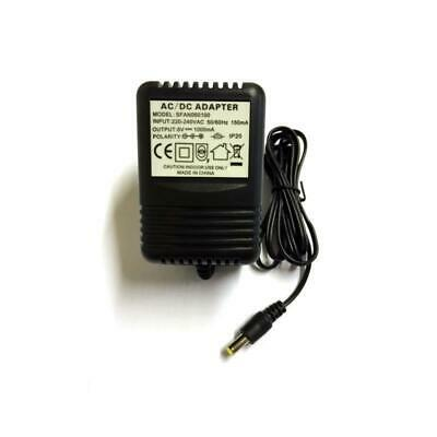 6v 1000mA 1A Universal Battery Charger for Electric Ride on Cars Jeep Quad Bike