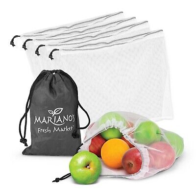 50 x Origin Produce Bags - Set of 5 Bulk Gifts Promotion Business Merchandise