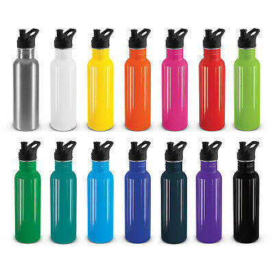 50 x Nomad Drink Bottle Drinkware Bulk Gifts Promotion Business Merchandise