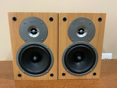 Gale Gold Monitor Main / Stereo Speakers (Pair)