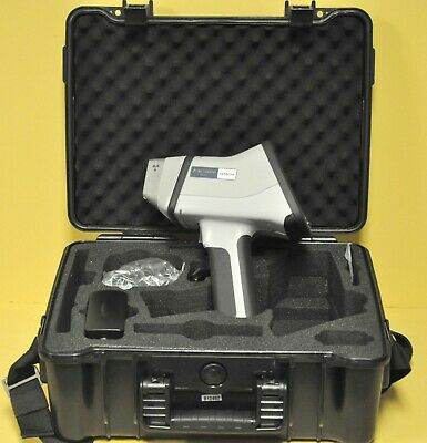 Neuf Hitachi Oxford X-MET8000 Smart Xmet 8000 Xrf Analyseur Alliage Métaux