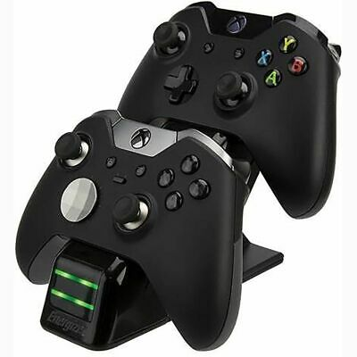 Microsoft licensed Energizer 2X Charging System for Xbox One New Free 2 Day Ship