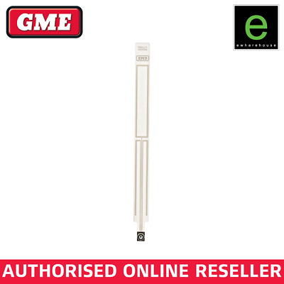 GME ON-GLASS AE5003 2.5dBi 477MHz Pre-Tuned FOR UHF CB RADIO ON GLASS ANTENNA