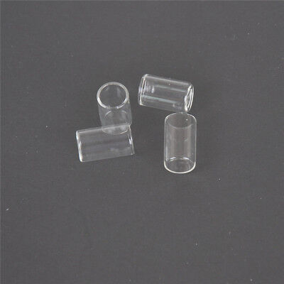 4pcs/set Clear Toy Kitchen Miniature Resin Glass Cup Model For Dollhouse UQ