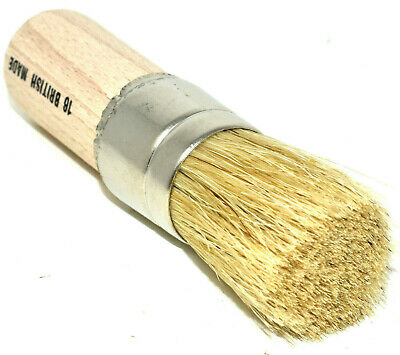 STIPPLING BRUSH NO.16 - 30mm DIAMETER EVEREST PAINTS PAINTING TEXTURED FINISHES
