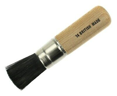 STIPPLING BRUSH NO.14 - 22mm DIAMETER EVEREST PAINTS PAINTING TEXTURED FINISHES
