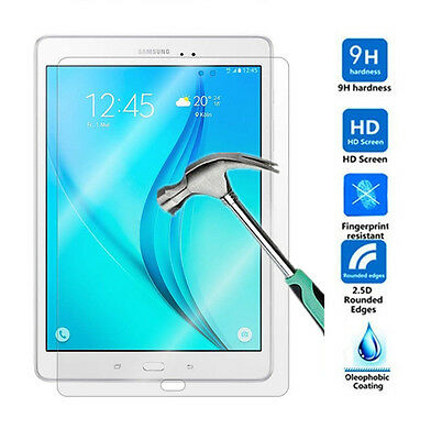 "New Tempered Glass Screen Protector For Samsung Galaxy Tab A 10.1"" SM-T510/T515"