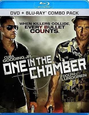 One in the Chamber (Blu-ray/DVD, 2012, 2-Disc Set)