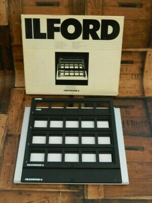Ilford Cibachrome Contact Printing Frame for Mounted Transparencies