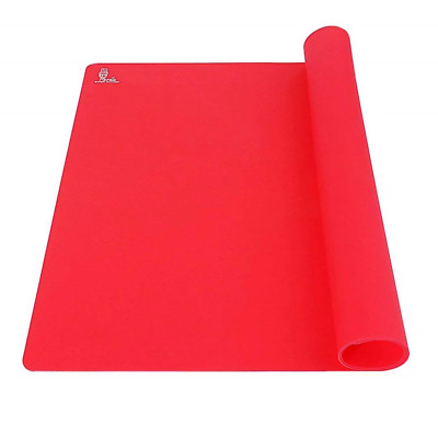 Non Stick, Double Thickness Silicone Pastry/Baking Mat Extra Large- for Heat Art