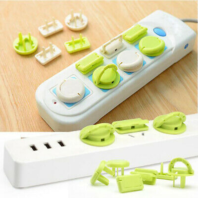 Power Socket Mains Outlet Plug Protective Cover For Baby Child Safety Protector