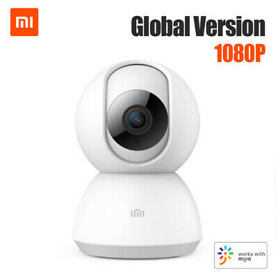 Xiaomi IMI Home Smart Security Camera 1080P 360°Night Vision APP Control Monitor
