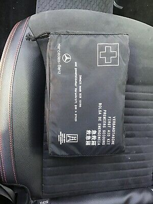 New Genuine Mercedes Benz First Aid Kit - In Date!