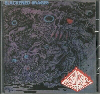 Blackened Images MORTUARY ( DEATH METAL CULT CLASSIC)