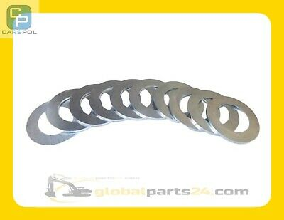 30 mm x 1 mm SHIMS, SPACER FOR PINS EXCAVATOR - SET 10 PCS