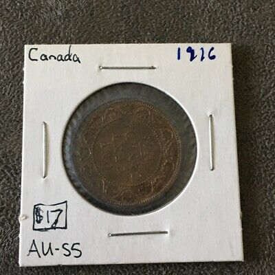 1916 1 Cent Canada MUST SEE   No Reserve!  (Coin #56)