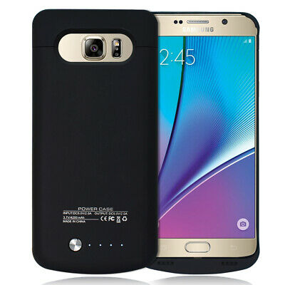Rechargeable Battery Pack Case Cover For Samsung Galaxy Note 5 SM-N920T, N920R4