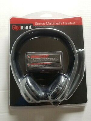 GIGAWARE USB STEREO HEADSET WITH MICROPHONE DRIVERS WINDOWS 7 (2019)
