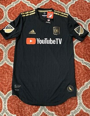 timeless design 47c22 c1bf1 ADIDAS LAFC HOME JERSEY 2019 Authentic Jersey #10 Carlos ...
