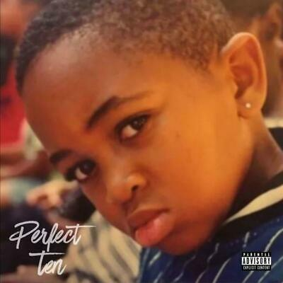 DJ Mustard Perfect Ten (Mixtape) Official PROMO CD Rap Trap Hip Hop