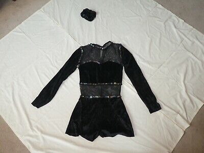Jazz/Tap Dance Costume Ladies Size 10/12 Excellent Condition Hand Made In Melb.