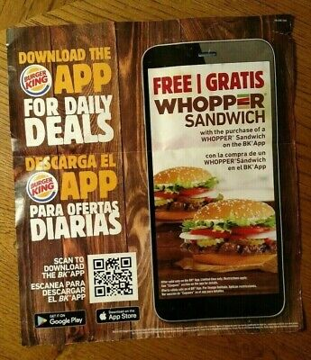 85 Burger King Coupons - 3 Sheets Of 25 - Exp. 8/25 - 1 Sheet Of 10 Exp. 9/15