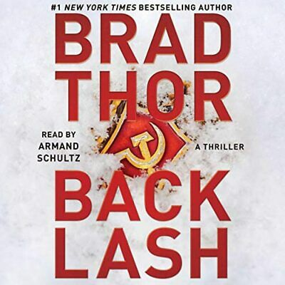 Backlash: The Scot Harvath Series, Book 19 - Brad Thor [Audiobook, e-Delivery]