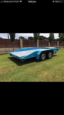Heavy Duty Car Trailer
