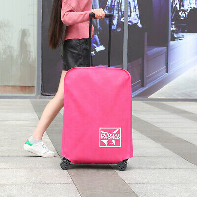 Waterproof Luggage Suitcase Travel Dustproof Cover Protector Case Creative Hot