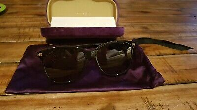 gucci  womens sunglasses 100% authentic brand new. GG0024S.