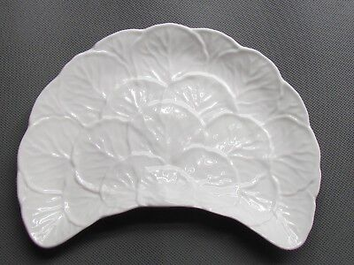 WEDGWOOD COUNTRYWARE CRESCENT SHAPED SALAD PLATES - 1ST QUALITY & MINT (Ref3482)