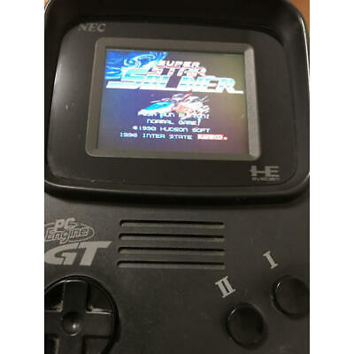 TURBOEXPRESS PC-ENGINE GT REGION FREE RECAP HES-EXP01