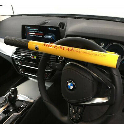 Milenco High Security Car Steering Wheel Lock