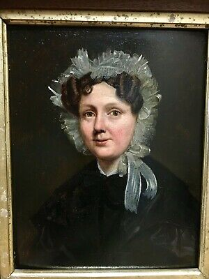Antique 19th Century Oil Painting , By Thomas Webster RA