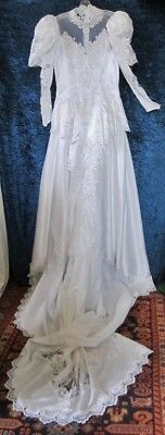 Royal Wedding Dress for The Queen Sized Bride Bust 41