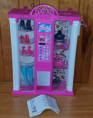 Barbie Life In The Dreamhouse Vending Machine Hard To Find