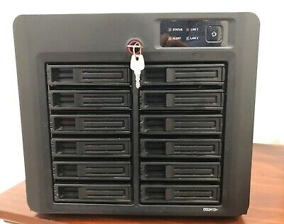 Synology DS2413+ 12 Bay NAS