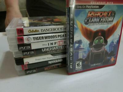 Lot of 11 Playstation 3 games PS3
