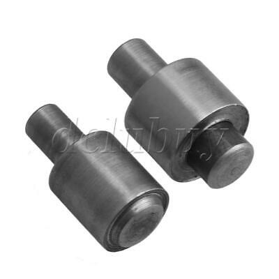 Silver 1200# 14mm Electric Eyelet Dies Mould Tool 42mm Height 24mm Width