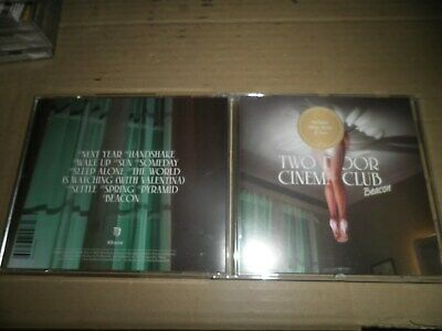 Two Door Cinema Club  -  Beacon CD mint