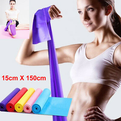 Resistance Bands Heavy Duty Exercise Fitness Loop Set for Gym Stretch
