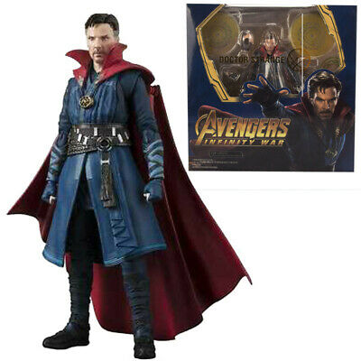S.H.Figuarts SHF Avengers Infinite War Doctor Strange Action Figure Toys Collect