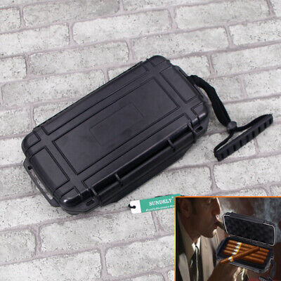 High quality Cigar Cigarette Tobacco Case Pocket Pouch Holder Box Humidor Travel