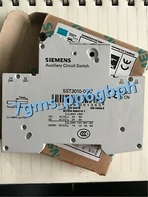 1pc NEW IN BOX Siemens circuit breaker auxiliary switch 5ST3 010-0CC
