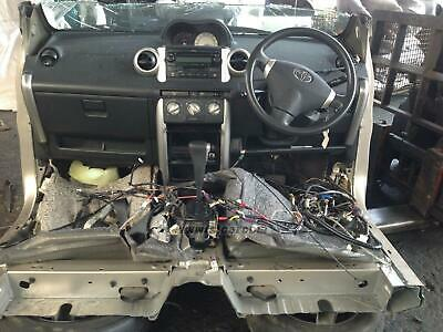 Toyota Ist Ncp60 X1 Unit Front Half Cut & Parts Fob Japan Ask4 Commercial Orders