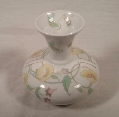 Vintage Porcelain Bud Vase The Toscany Collection Taiwan